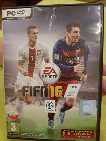 Fifa 16 PC -3 płyty