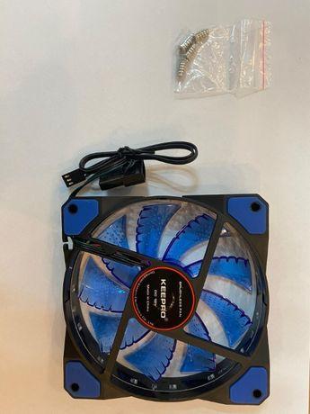 Ventilador PC iluminação led 140mm