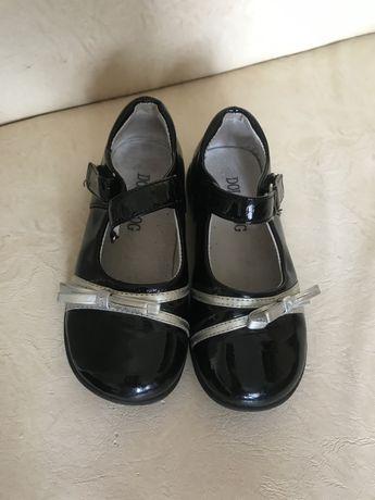 Туфлі , мешти на дівчинку , розмір 27