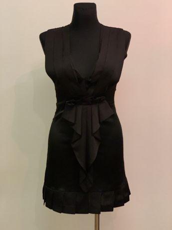Arrogant Cat London czarna seksowna sukienka, rozmiar S
