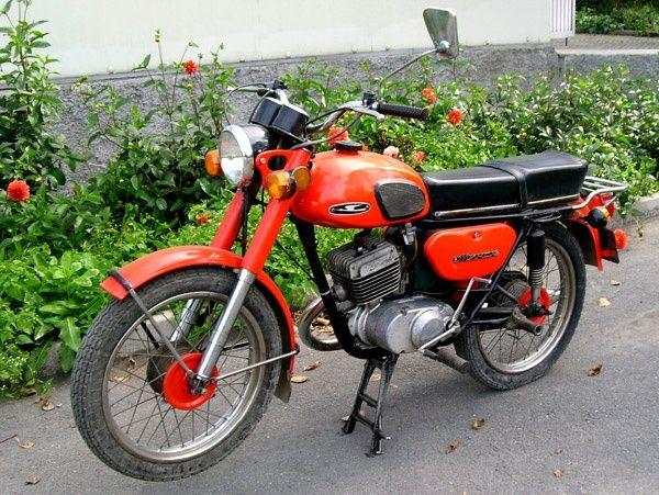 Мотоцикл Мінск 125