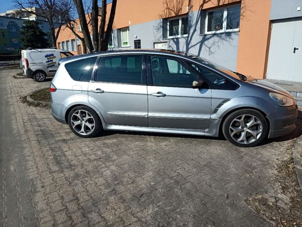 Ford S-max 2006 LPG 2,5 ST