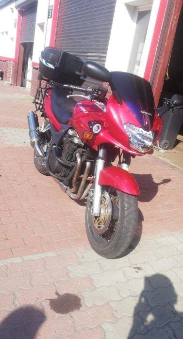 Sprzedam Kawasaki ZR-7S Dębno - image 1