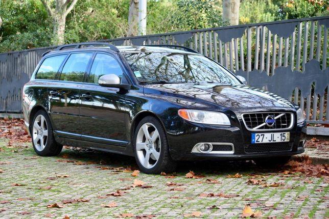 Volvo V70 D3 (motor volvo)