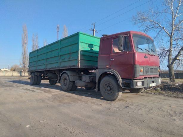 Продам МАЗ 54323 , обмен