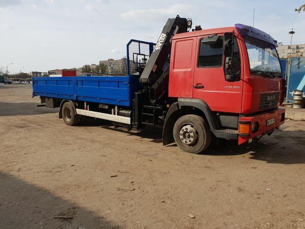 Услуги крана-манипулятора 8 тонн