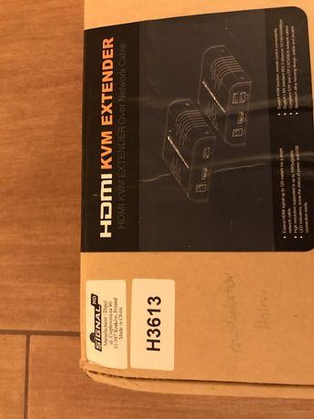 Wideo exteder HDMI oraz USB przez skrętkę