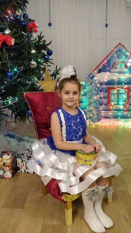 Платье/ детское платье/ праздничное платье/ выпускное платье