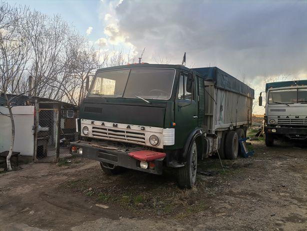 Камаз 53212 бортовой зерновоз