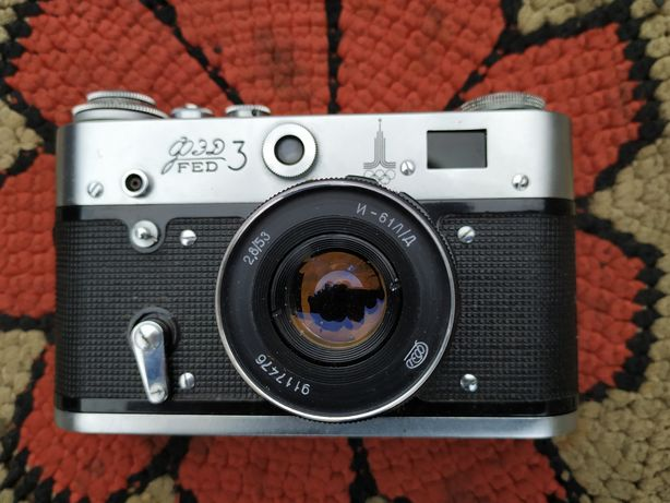 Фотоаппарат Ред 3