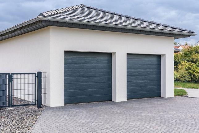 Producent Brama garażowa segmentowa Bramy garażowe przemysłowe 2,53*2