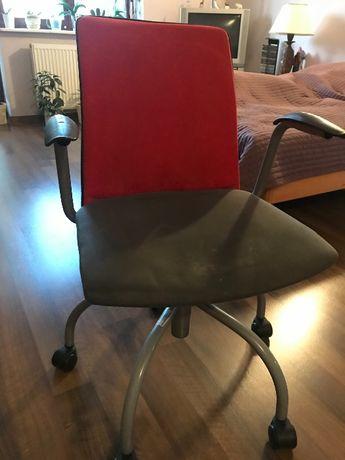 Krzesło obrotowe fotelik fotel obrotowy dziedzic neo do biurka