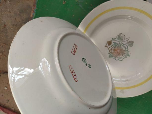 Глубокие тарелки времён Ссср