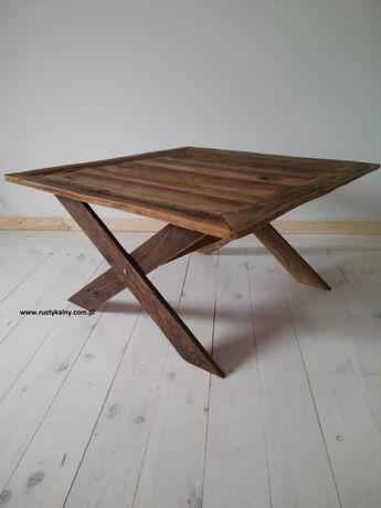 Stolik kawowy Stare Drewno