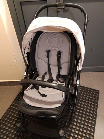 wózek niemowlęcy wielofunkcyjny