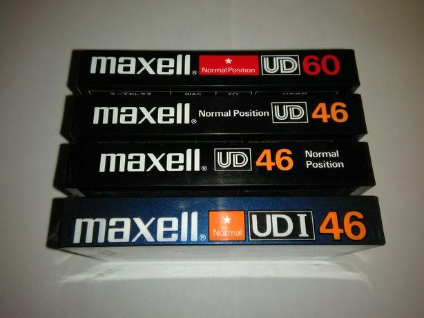 Аудиокассеты MAXELL Japan market аудио кассеты
