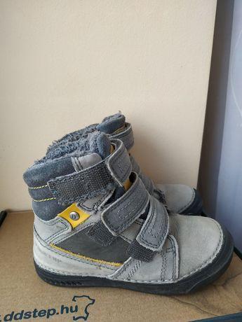 Зимние ботинки на овчине D.D.Step