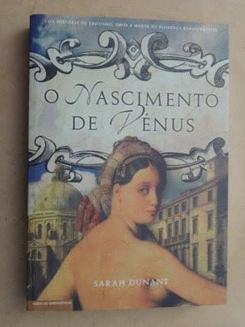 O Nascimento De Vénus de Sarah Dunant