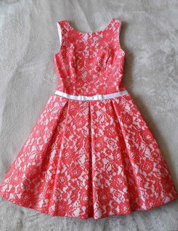 Платье стиляги выпускное