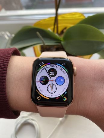 Apple Watch 4 40mm LTE Rose Gold