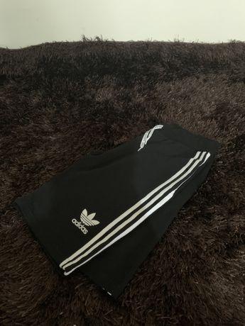 Calções Adidas Black Originais