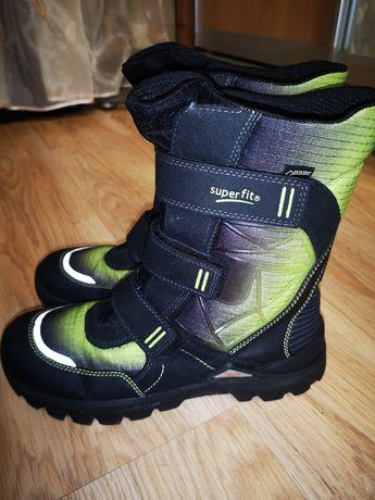 Зимние ботинки Superfit, суперфит, мембрана, GORE-TEX 39р.