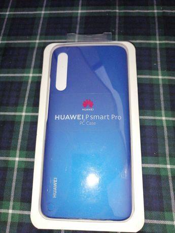 Capa Huawei Psmart Pro