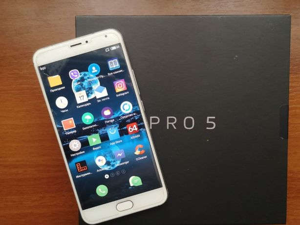 Телефон Meizu Pro 5