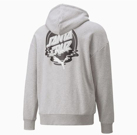 PUMA X Santa Cruz hoodie