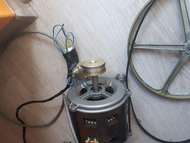 Silnik elektryczny od pralki