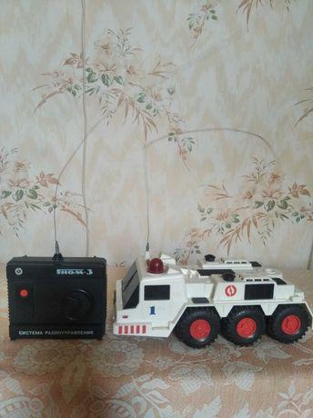 Игрушка на Радиоуправлении Гном-3, тягач.