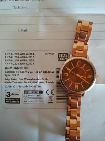 Годинник ascot armbanduhr австрия жіночі