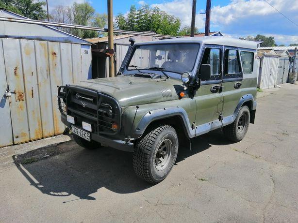 УАЗ 469 дизель 2.5 tdi