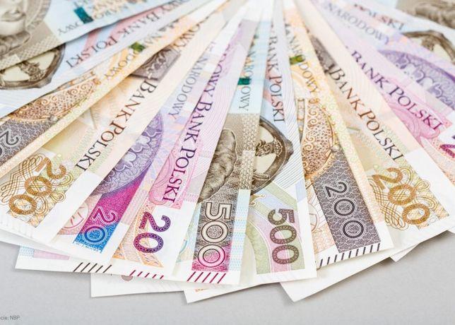 Pożyczki i kredyty prywatne dla osób bez zdolności duże kwoty, na 500+