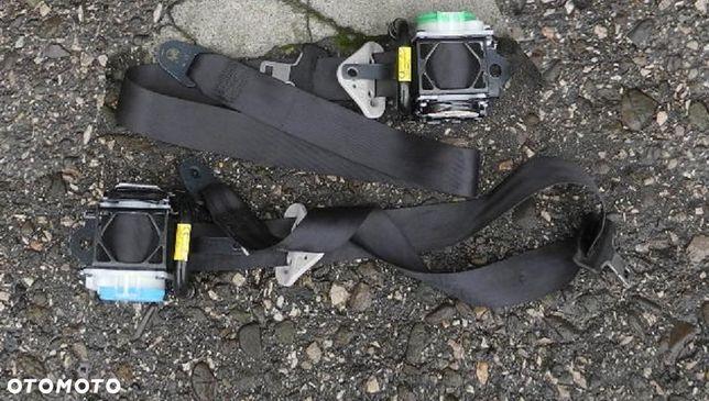 Subaru XV  pasy bezpieczeństwa napinacze pirotechniczne