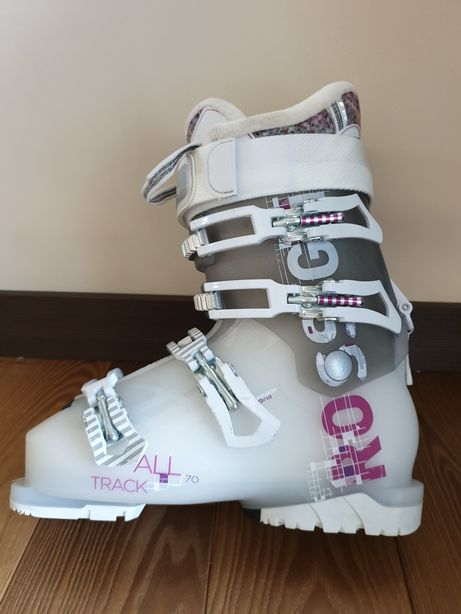 Горнолыжные ботинки Rossignol Alltrack 70 W Silver Transparent