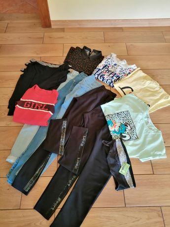 Ubrania dla dziewczynki 158