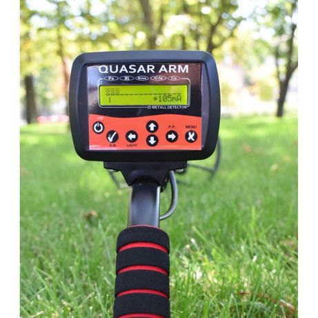 NOWY Quasar Arm wykrywacz metali. wykrywacz metalu