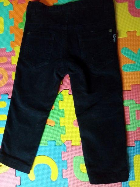 Вельветовые брюки джинсы Brums, размер 86