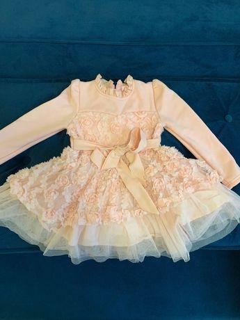 Платтячко на дівчинку