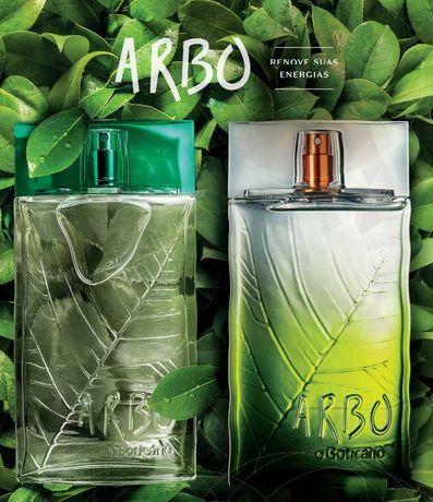 Perfume masculino ARBO - Boticário