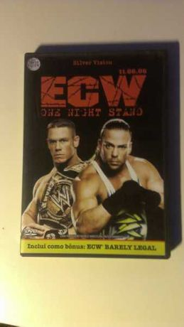DVD's Wrestling - See No Evil, No Mercy 06 e ECW One Night Stand 2006