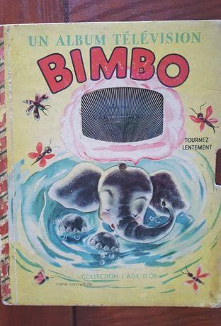 Un album télévision Bimbo