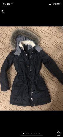 Продам куртку парку подросток