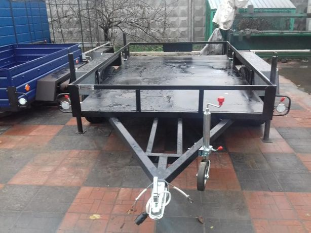 Легковой прицеп Лев 360 лафет от производителя.