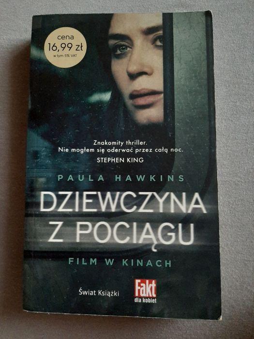 Dziewczyna z pociągu Paula Hawkins Olsztyn - image 1
