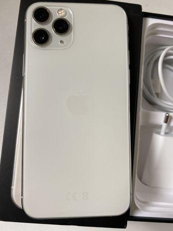 IPhone 11 Pro srebrny  256 GB (bez blokad ) dowolna sieć