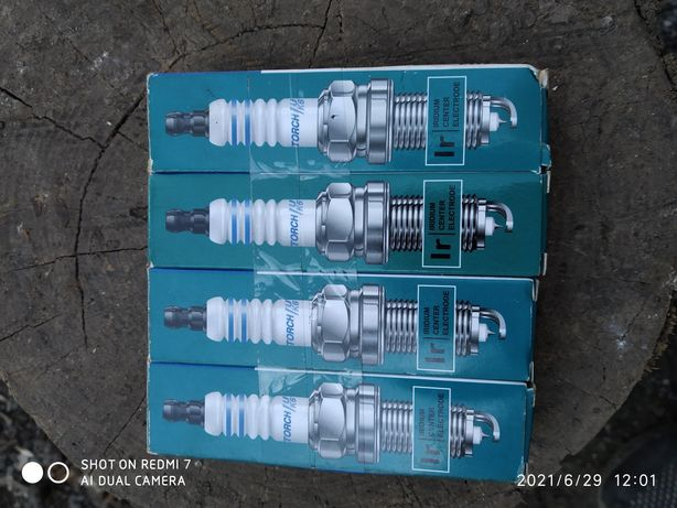 Свечи зажигания иридиевые Torch Iridium k6riu-11