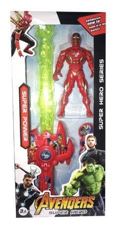 Figurka Avengers Iron Man z Mieczem Zabawka
