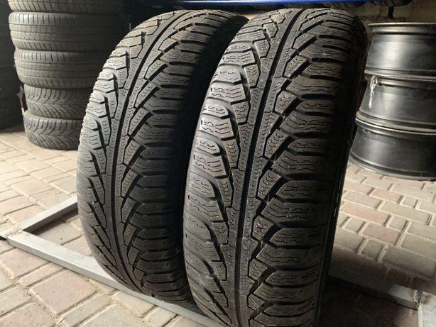 зима 215\65\R16 Uniroyal 2шт шины шини